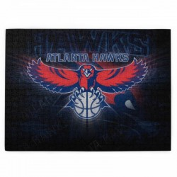 NBA Atlanta Hawks Picture puzzle #168275 for Adults and Kids 520 Piece