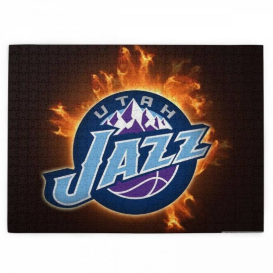 NBA Utah Jazz Picture puzzle #165198 for Adults and Kids 520 Piece
